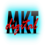 Logo Mkt Digital - Assessoria de Marketing Digital