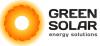 Logo Green Solar - Energia Solar, Unipessoal Lda