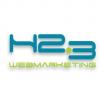 Logo H2.3 - Web Marketing