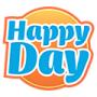 Logo Happy Day - Animação Infantil