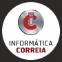 Logo Informática Correia