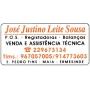 Logo José Justino L Sousa, Unipessoal Lda