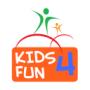 Logo Kids4Fun - Animação Sociocultural
