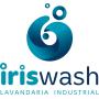 Logo Lavandaria Iris Wash