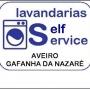 Logo Lavandaria Self-Service Barrocas