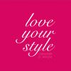 Logo Love Your Style - Consultoria de Imagem (Lisboa e Algarve)