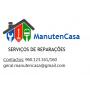 Logo ManutenCasa