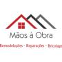 Logo Mãos à Obra - Remodelações e Reparações