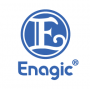 Logo Enagic - Mário Cardoso