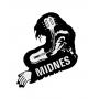 Logo Midnes - David dos Santos Fernandes