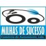 Logo Milhas de Sucesso - Comércio de Automóveis, Lda