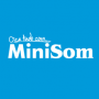 Logo Minisom, Figueira da Foz