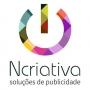Logo Ncriativa - Soluções de Publicidade