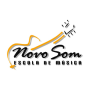 Logo Novo Som - Escola de Música