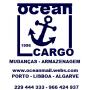 Ocean Cargo - Mudanças
