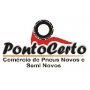 Logo PontoCerto - Comércio de Pneus Novos e Usados