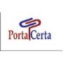 Logo PortaCerta - portas de segurança