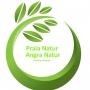 Logo Praia Natur - Produtos Naturais