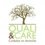 Logo Quali&care - Cuidados Ao Domicílio