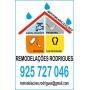 Logo Remodelações Rodrigues