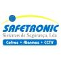 Logo Safetronic - Sistemas de Segurança, Lda