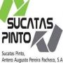 Logo Sucatas Pinto - Centro de Abate de Veículos