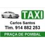 Táxi - Carlos Manuel Pereira Santos