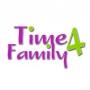 Logo Time4Family, Unipessoal Lda
