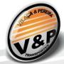 Logo Vilaça & Pereira - Logística Ii, Lda